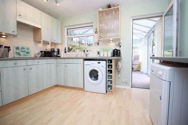 Kitchen of Ullswater Avenue, West End, Southampton SO18