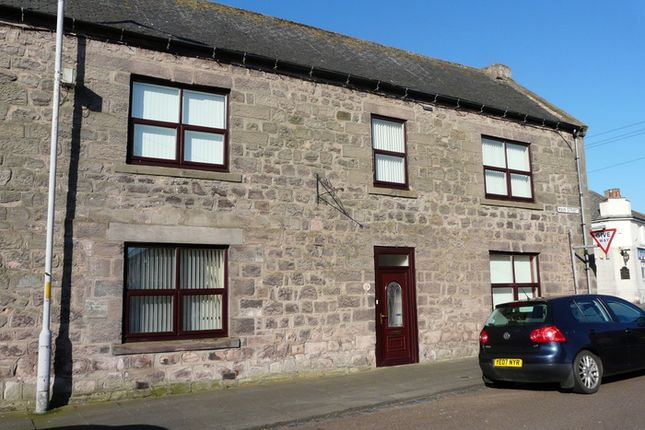 Thumbnail End terrace house for sale in Main Street, Spittal, Berwick Upon Tweed, Northumberland