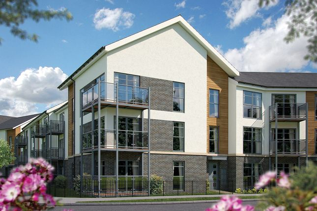 """Thumbnail Flat for sale in """"Sparrowbill House"""" at Mansell Road, Patchway, Bristol"""
