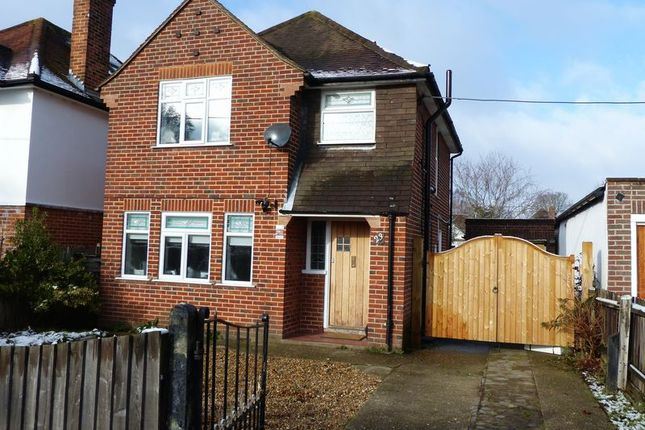 Thumbnail Detached house for sale in Blind Lane, Bourne End