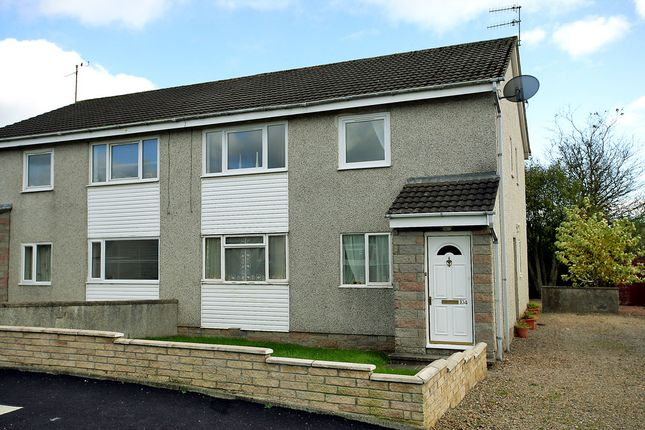 Thumbnail Flat to rent in Western Avenue, Ellon, Aberdeenshire