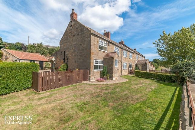 Thumbnail Terraced house for sale in Easington, Saltburn-By-The-Sea, North Yorkshire