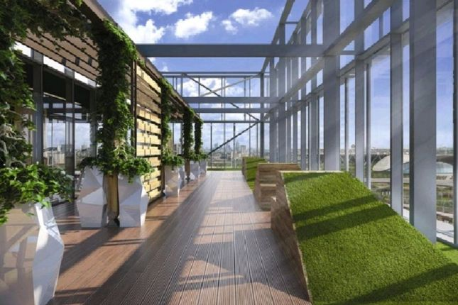 Thumbnail Flat for sale in Azure Building Great Eastern London, Stratford