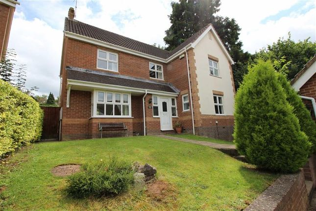 Thumbnail Detached house to rent in Berryfield Rise, Osbaston, Monmouth