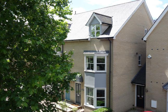 Thumbnail Terraced house for sale in South Parade, Lake Avenue, Bury St. Edmunds