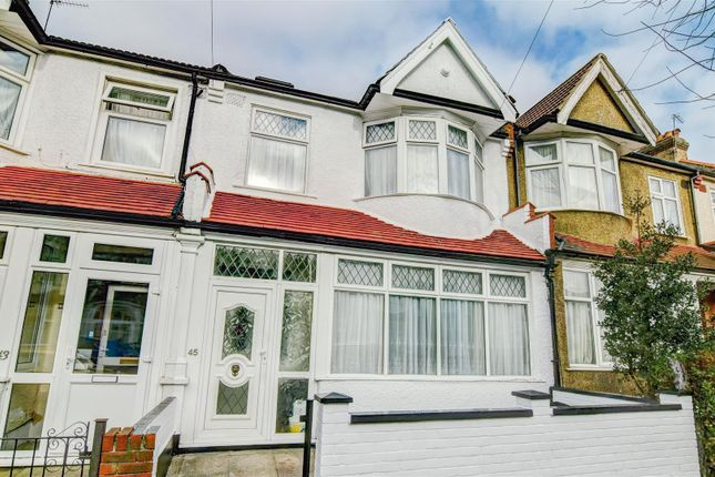 Front of Oaklands Avenue, Thornton Heath CR7
