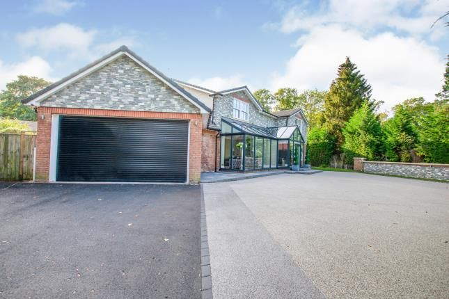 Thumbnail Detached house for sale in Western Way, Darras Hall, Northumberland, 74A Western Way
