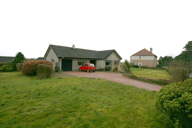 Thumbnail Detached bungalow for sale in Braidwood Road, Carluke