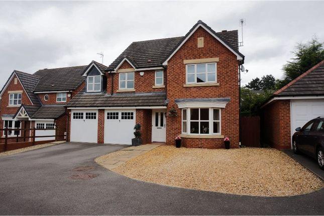 Thumbnail Detached house for sale in Gayton Road, Ilkeston