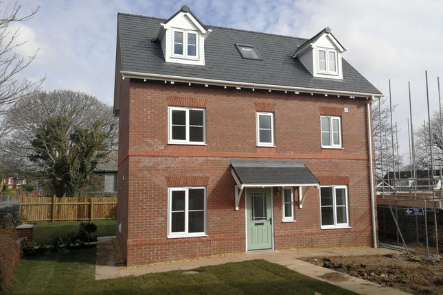 Thumbnail Detached house for sale in Clough Plot 18, 19, 21 Thorncliffe Road South Development, Barrow-In-Furness
