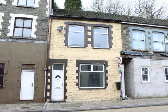 Thumbnail Terraced house for sale in East Road, Tylorstown -, Ferndale