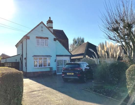 Thumbnail Detached house for sale in Oadby Road, Wigston, Leicester, Leicestershire