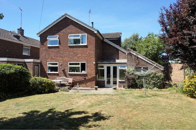 Thumbnail Detached house for sale in Leyland Drive, Kingsthorpe