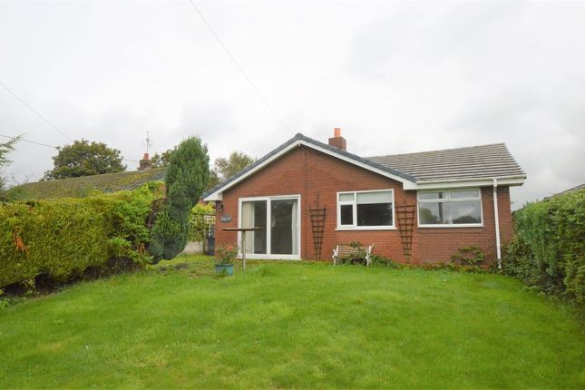 Thumbnail Detached bungalow to rent in Pool Lane, Thornton-Le-Moors, Chester