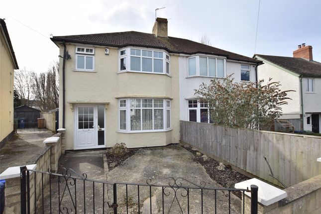 Thumbnail Semi-detached house for sale in St. Omer Road, Oxford