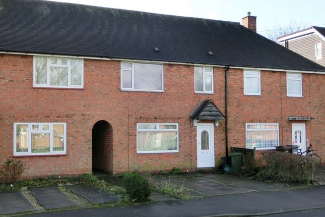 3 bed terraced house for sale in Headley Rise, Shirley, Solihull