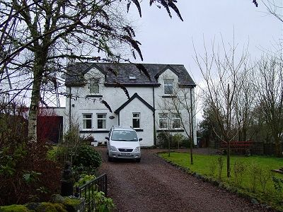 Thumbnail Detached house for sale in Tummel, Glenlee, New Galloway, Castle Douglas