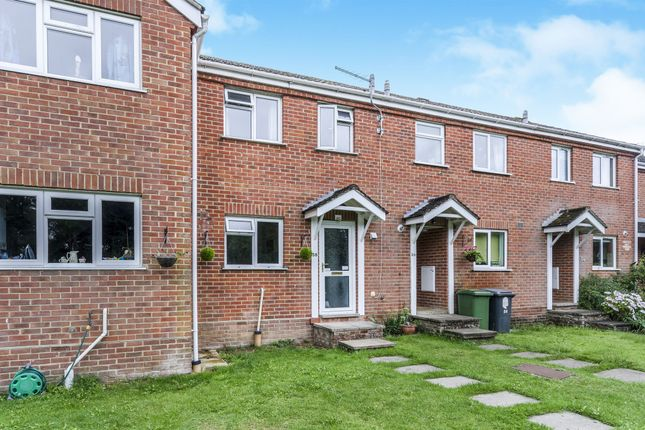 Thumbnail Terraced house for sale in Tees Farm Road, Colden Common, Winchester