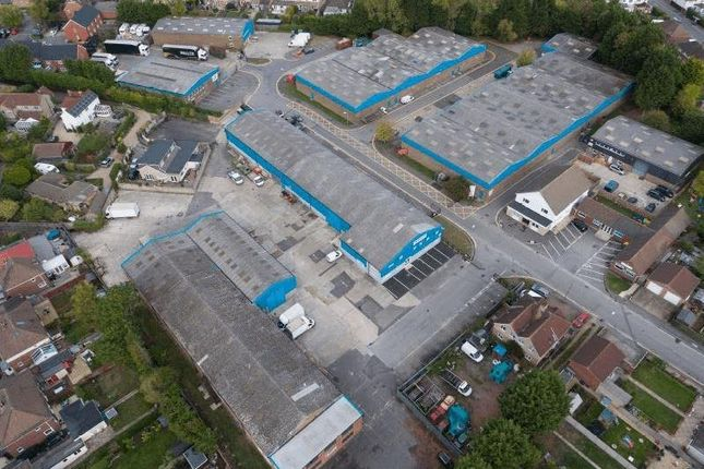 Thumbnail Warehouse for sale in Kendrick Trading Estate, Galton Way, Swindon