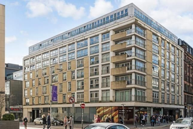 Thumbnail Flat for sale in Albion Street, Merchant City, Glasgow