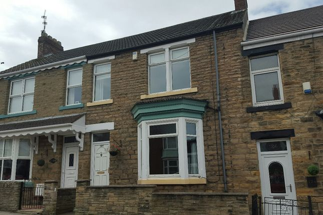 Thumbnail Terraced house to rent in Redworth Road, Shildon