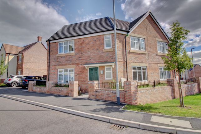 Front Elevation of Sherwood Drive, Cannock WS11