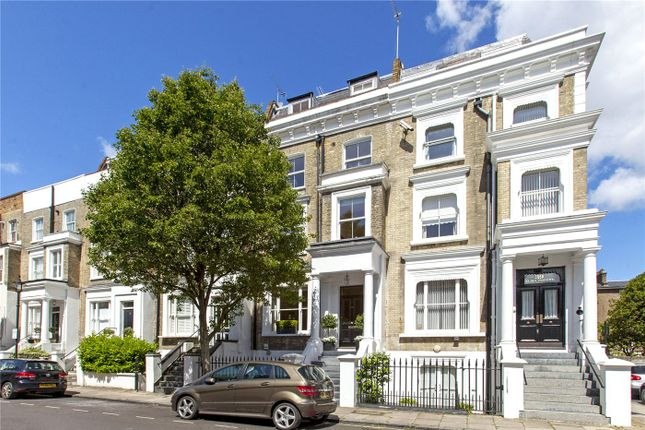 5 bed terraced house for sale in Alma Square, St John's Wood, London