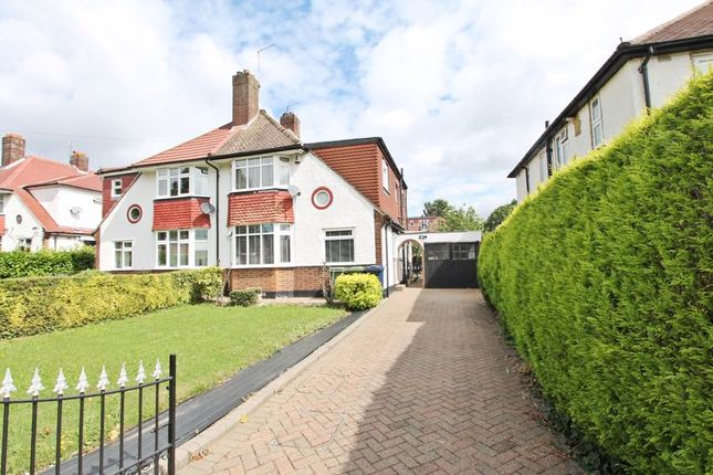 Thumbnail Semi-detached house to rent in Greenford Gardens, Greenford