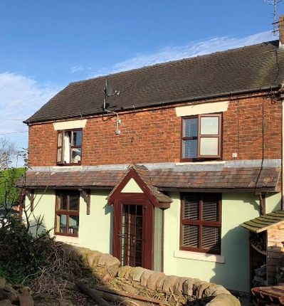 Thumbnail Detached house for sale in Lockwood Close, Stoke-On-Trent