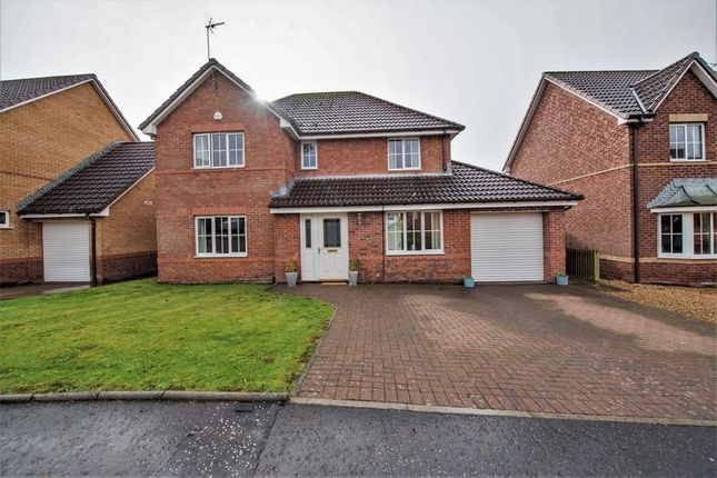 Thumbnail Detached house for sale in Thirlfield Wynd, Kirkton, Livingston