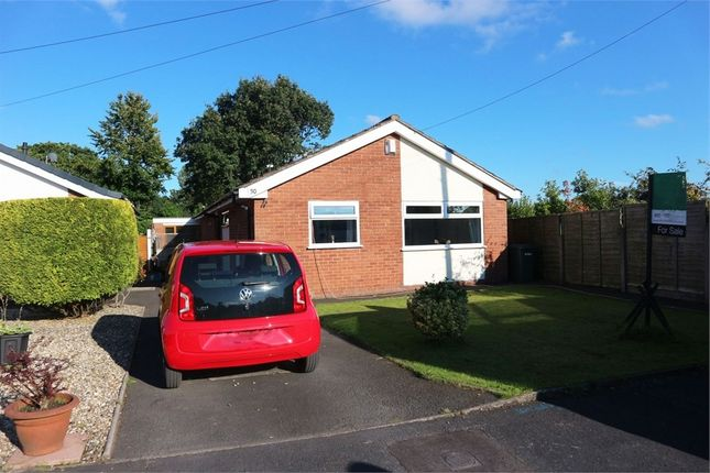 Thumbnail Detached bungalow for sale in Castle Drive, Adlington, Chorley, Lancashire