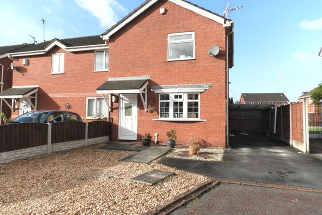 3 bed semi-detached house for sale in Everdon Wood, Kirkby, Liverpool
