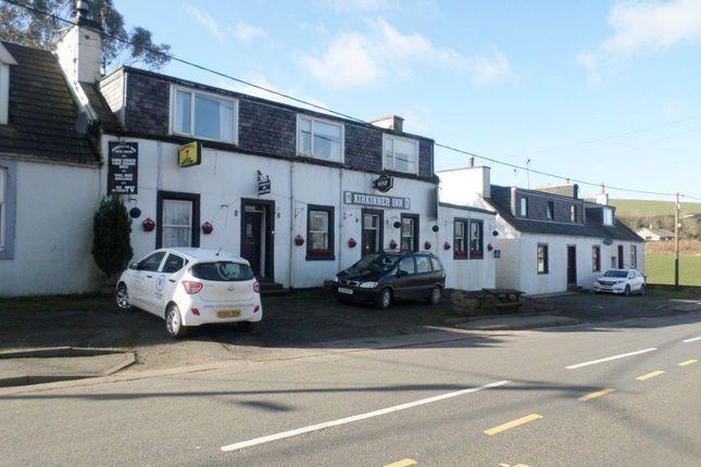 Thumbnail Pub/bar for sale in Main Street, Kirkinner, Newton Stewart