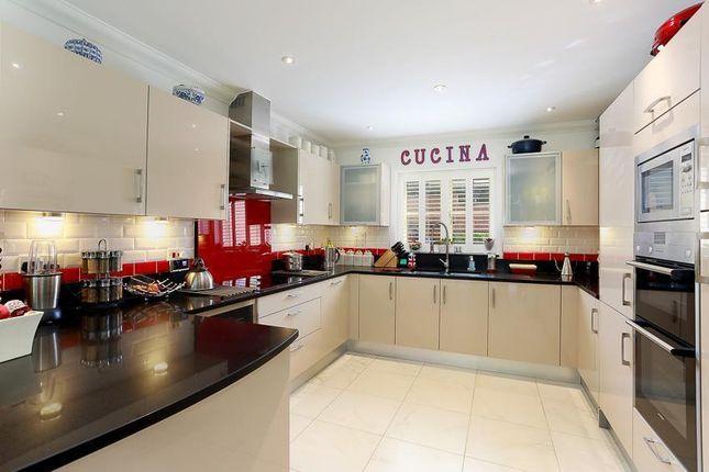 Kitchen of Henbury Manor, Henbury Lane, Elham, Nr Canterbury CT4