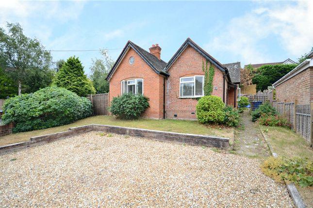 Thumbnail Detached bungalow for sale in Longdown Road, Little Sandhurst, Berkshire