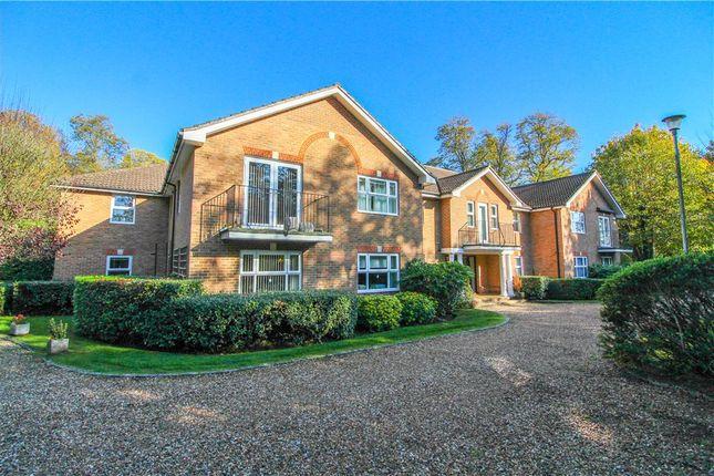 Thumbnail Flat for sale in Hawley Lodge, Hawley Road, Blackwater, Surrey