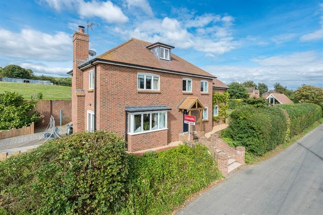 Thumbnail Detached house for sale in Valley Road, Tarrant Keyneston, Blandford Forum