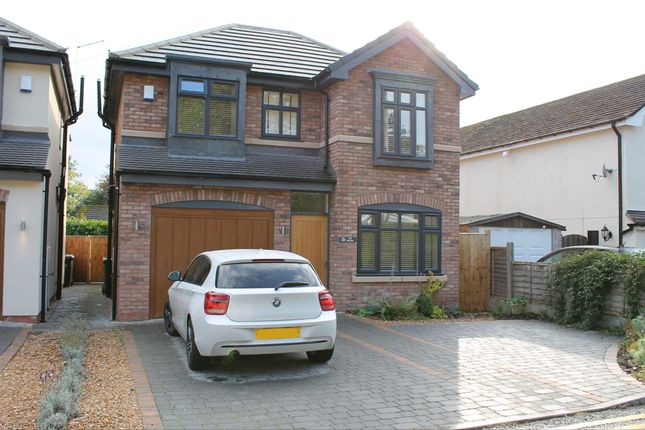 Detached house to rent in Bulkeley Road, Handforth, Wilmslow