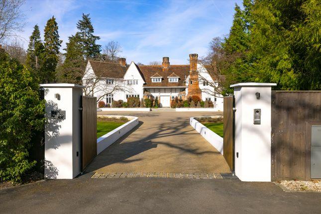 5 bed detached house for sale in Copsem Lane, Esher, Surrey KT10