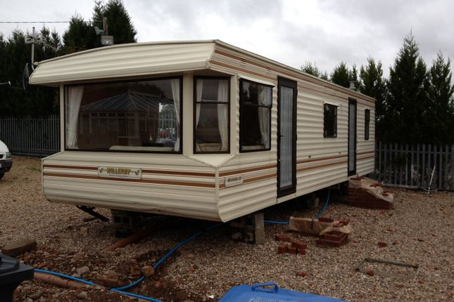 1 Bed Mobile Park Home To Rent In Shilton Lane Coventry