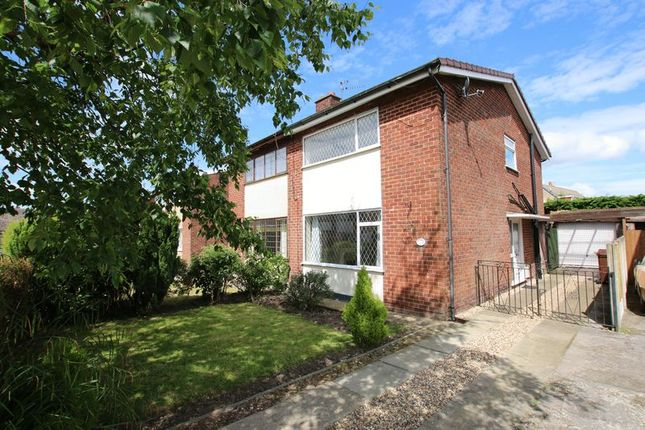 Thumbnail Semi-detached house to rent in The Close, New Longton, Preston