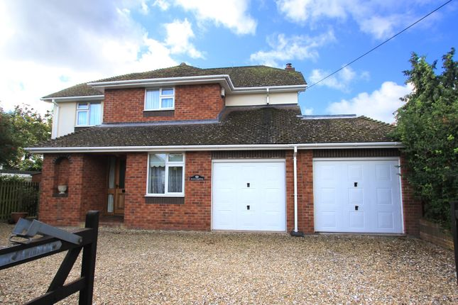 Thumbnail Detached house for sale in Boucher Way, Budleigh Salterton, Devon