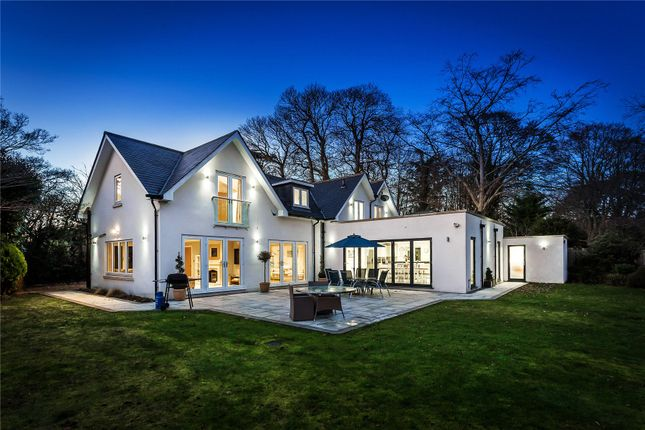 Thumbnail Detached house for sale in Worplesdon Hill, Woking, Surrey