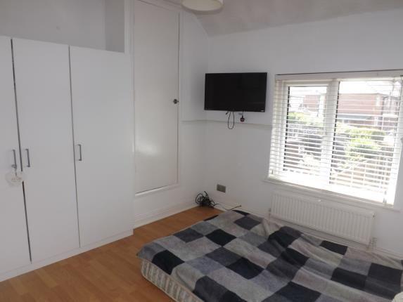 Bedroom Two Of Wakefield Street Golborne Warrington WA3