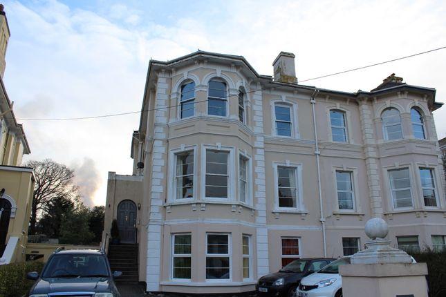 Thumbnail Flat to rent in Barton Villas, Dawlish