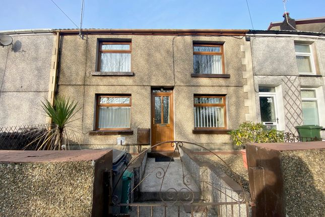 3 bed terraced house for sale in Swansea Road, Hirwaun, Aberdare CF44