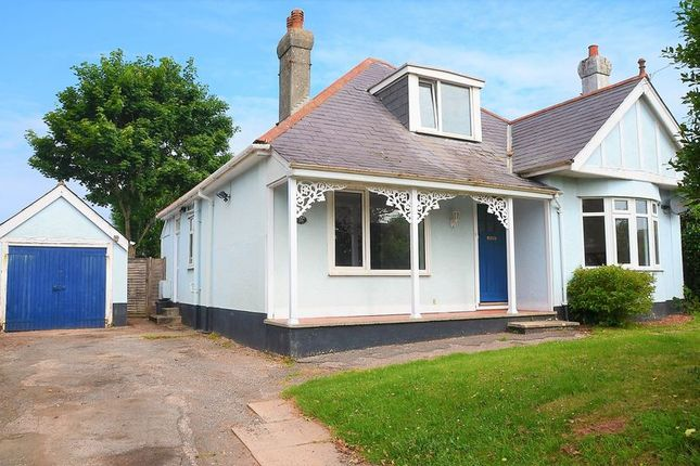 Thumbnail Bungalow for sale in Greenover Road, Brixham