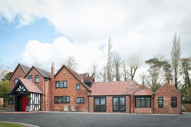 Thumbnail Property for sale in Old Warwick Road, Rowington, Warwick