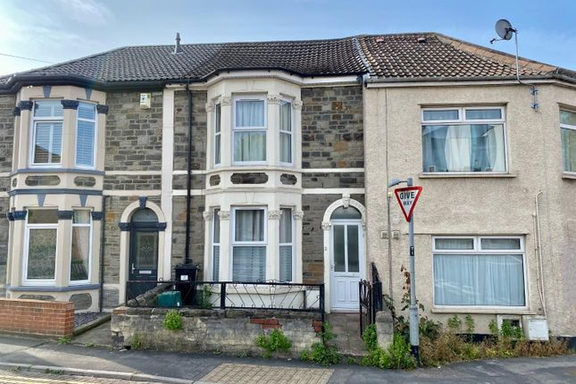 Thumbnail Terraced house to rent in Pilemarsh, Redfield, Bristol