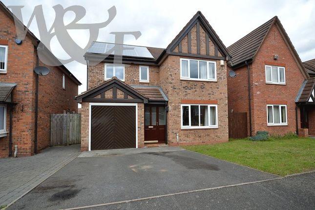 Thumbnail Detached house for sale in The Limes, Erdington, Birmingham